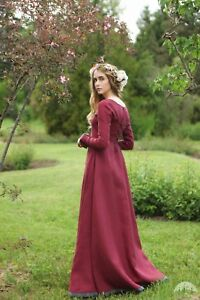 "16% DISCOUNT! Medieval Tunic ""Secret Garden"""