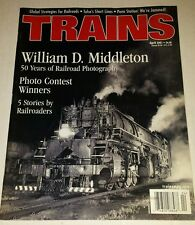 Trains Magazine April 2001