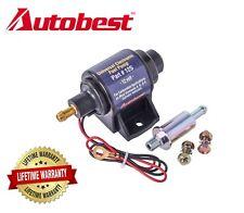 Autobest 12S Universal Electric Fuel Pump 12V Application 35 GPH Gasline 4-7 PSI