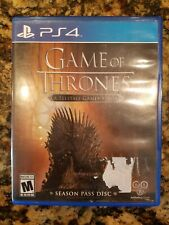 PS4 GAME OF THRONES - A TELLTALE GAMES SERIES