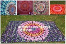 Queen Mandala Bed Cover Hippie Mandala Tapestries - Wholesale lot of 25 pcs