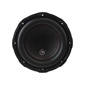 "Audiopipe TXX-BDC3-10 10"" 1400W Car Audio DVC Dual 4 Ohm High Power Subwoofer"