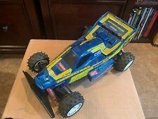 1/10 scale Kyosho SHADOW 4WD OFF-ROAD RACER With Instruction Manual