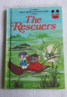 Walt Disney Productions Edition The Rescuers Published 1977