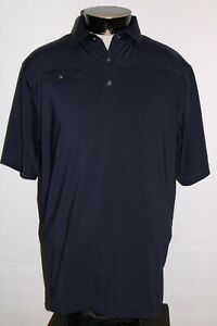 FootJoy Hommes Taille L 12% Spandex-Stretch Golf Polo Combiner Envoi Remise
