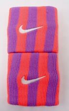 Nike Premier Wristbands Fuchia Glow/Hot Lava/White Men's Women's