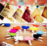 Nice 50pcs Mini Hearts Wooden Pegs Photo Clips Wedding Party Room Decor Gifts