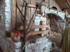 80 Ruinen Modellbausteine für den Krippenbau, Krippenzubehör Landschaftsbau