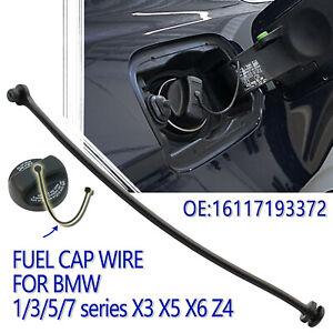 Fuel Gas Tank Cap Tether Wire For BMW E81 E87 E88 E89 E71 E46 E90 E91 X3 X5 X6