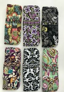 VERA BRADLEY- STRAIGHTEN UP & CURL- #12298 VINTAGE-NEW-NWT- Curling Iron COVER