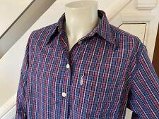 Vintage Retro Ben Sherman Women's Checked Long sleeves shirt M