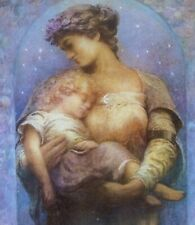 New 25 Beautiful Madonna Child O Holy Night Religious Art Christmas Cards Envlps