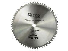 TCT circular saw blade for wood 450x32x60T Z23