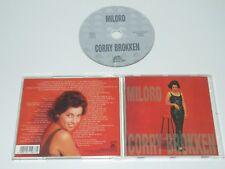 CORRY BROKKEN/Milord (Bear Family BCD 15 877 AH) CD Album
