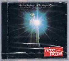 BARBRA STREISAND A CHRISTMAS ALBUM  CD  SIGILLATO!!!