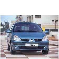 Renault Clio II 2001-2003 vorne Stoßstange in Wunschfarbe lackiert, NEU!