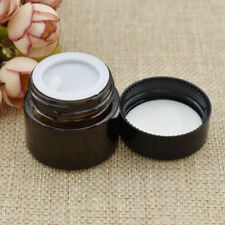 Glass Jar Small Bottle Size for Travel or Samples Case Box Container Craft 1 Pc