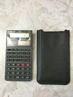 Casio Fx-115D Super FX Vintage Rare Solar Calculator