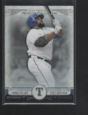 PRINCE FIELDER  2015 TOPPS MUSEUM COLLECTION CARD #55