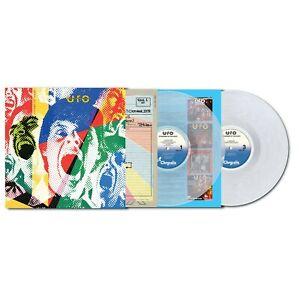 UFO - Strangers in the Night - 2020 - Clear Vinyl 2LP