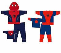 BOYS KIDS NOVELTY SPIDERMAN MARVEL FANCY DRESS PYJAMAS PJS Age 2/3 3/4 5/6 7/8