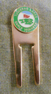 #D310.  GOLF SHOE SPIKE CLEANING TOOL - TUGGERAH LAKES EARLY MOANERS 1958-1998