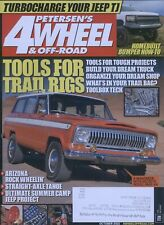 Petersen's 4 Wheel & Off-Road Magazine October 2015 Turbocharge your Jeep TJ