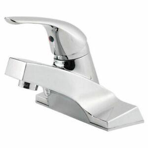 Pfister LG142-6000 Polished Chrome Pfirst Series Centerset Bath Faucet