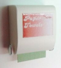 More details for dolls house miniature 1/12th scale paper towel dispenser m235