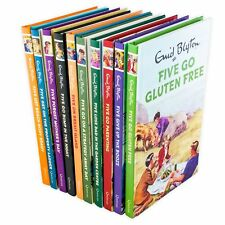 Enid Blyton Famous Five for Grown UPS 10 Book Collection Brexit Island Parentin