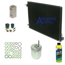 A/C AC Condenser Kit Fits: 2000 - 2006 Lincoln LS V8 3.9L ONLY