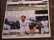 CHARIOTS OF FIRE LOBBY CARD SET '81 TRACK & FIELD