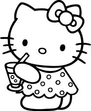 Sticker Hello Kitty 112 - 57x70 cm