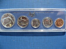 United States Special Mint Set 1967. Half Dollar - 1 Cent. 5 Coins.