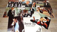 tarantino RESERVOIR DOGS   ! jeu 8 photos cinema  lobby card