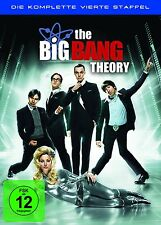 3 DVD-Box ° The Big Bang Theory ° Staffel 4 ° NEU & OVP