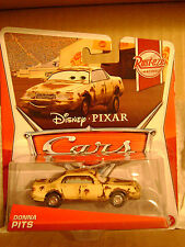 DISNEY PIXAR CARS DONNA PITS RUSTEZE 7/8 *NEW*