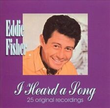 Eddie Fisher-I Heard a Song CD NEW