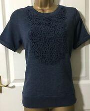 Jack Wills Cotton Blend Basic T-Shirts for Women