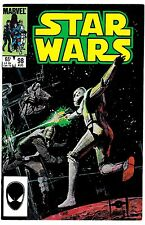 STAR WARS #98 (NM) Millennium Falcon Cover! High Grade Copper-Age Marvel 1985