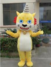 2018 Halloween Lion Mascot Costume Suits Cosplay Party Game Dress Adults US