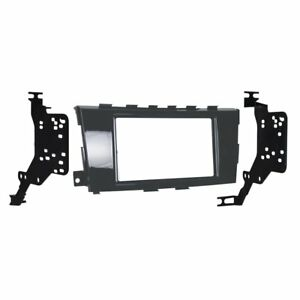 Metra 95-7617GHG Double DIN Dash Kit for Select 2013-Up for Nissan Altima