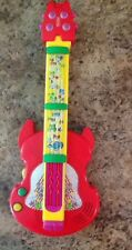 FISHER PRICE 2001 Bach N Rock Electric Guitar and Violin