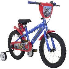 Kinderfahrrad 16 Zoll Transformers Kinderrad Anfänger Fahrrad Stützräder