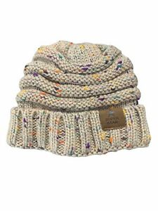 DYKL Kids Winter Warm Knit Hats for Boys Girls Soft Toddler Beanies for Boys
