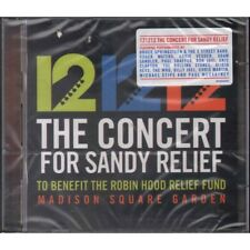 AA.VV. 2 CD 12-12-12 The Concert For Sandy Relief Sigillato 0887654488923