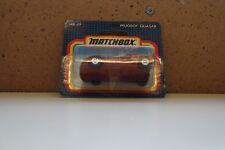 MATCHBOX: MB49E - PEUGEOT QUASER - RED - ORIGINAL BOX SEALED - MINT T15