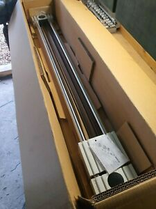 Festo ELGR L880 Zahnriemenachse 880mm lang Linearführung Linearantrieb CNC Fräse