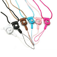 Detachable Neck Lanyard Strap for Cell Phone Mobile ID Card MP3 MP4 Players
