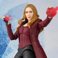 BANDAI Premium S.H.Figuarts Scarlet Witch (Avengers: Infinity War) Action Figure